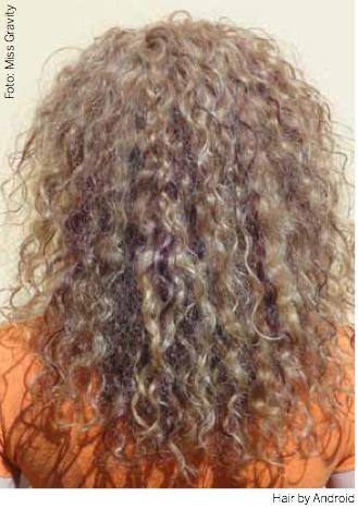puchi hair